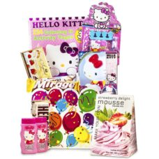 Hello Kitty Gifts with Sweets
