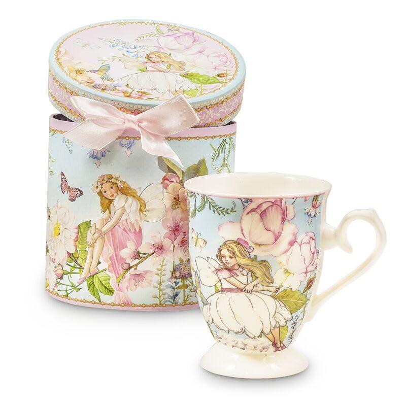 Fairy Garden Mug Gift Boxed