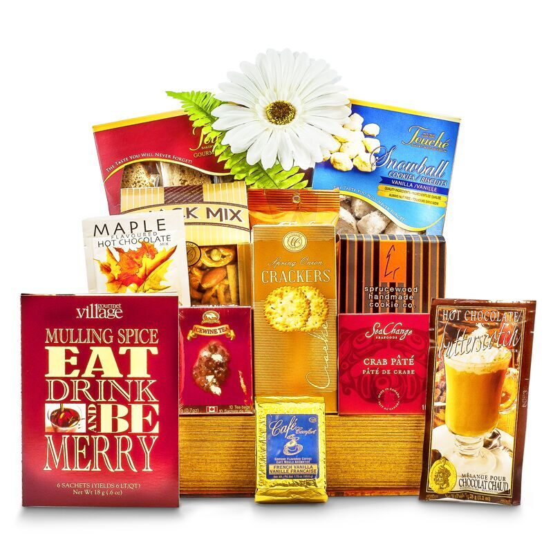 Made in Canada Moose Gourmet Gift Box
