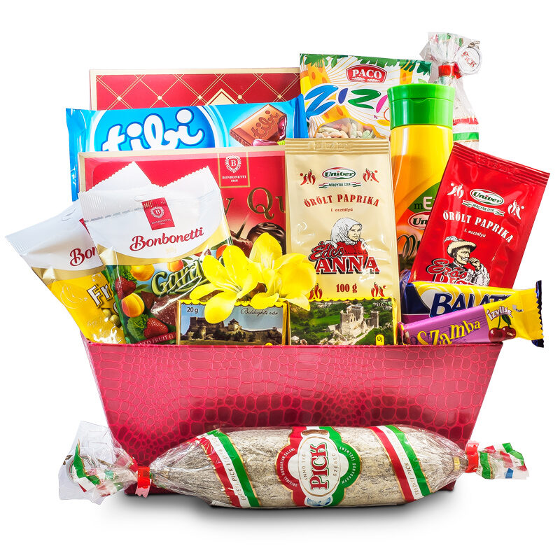 Best of Hungary Gourmet Basket
