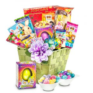 Magic Easter Egg Easter Gift Basket