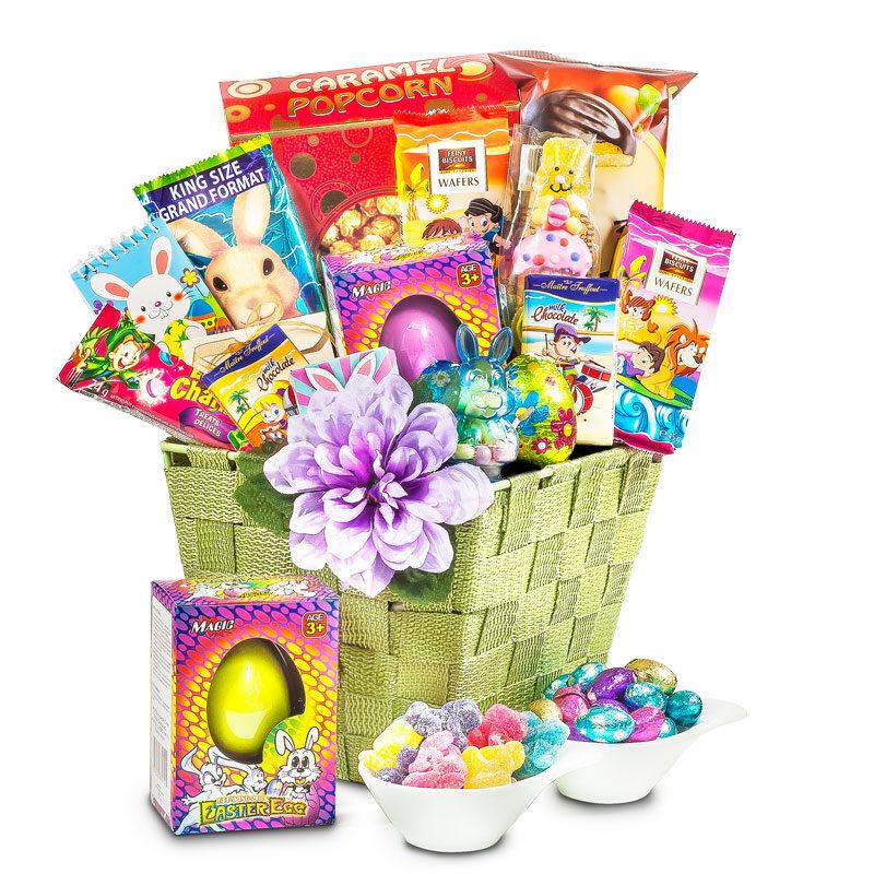Magic Easter Egg Easter Gift Basket