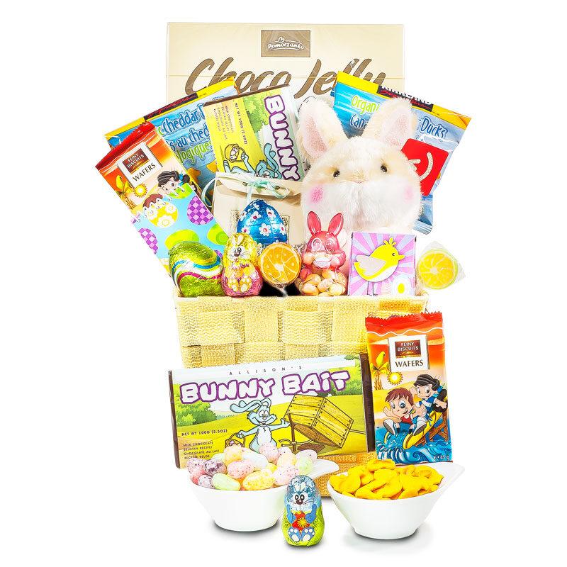Bunny Bait Easter Gift Basket