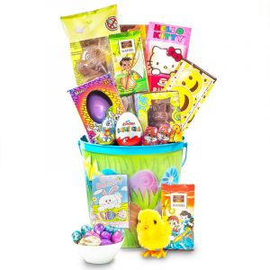 Easter Sweets and Treats Basket