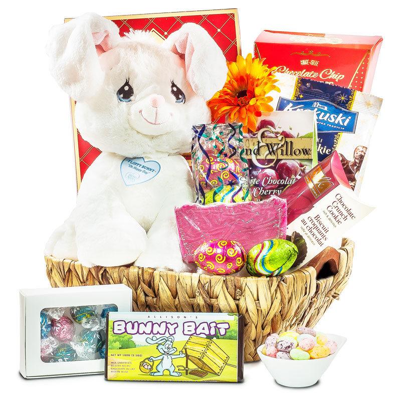 Floppy Bunny Easter Festivities
