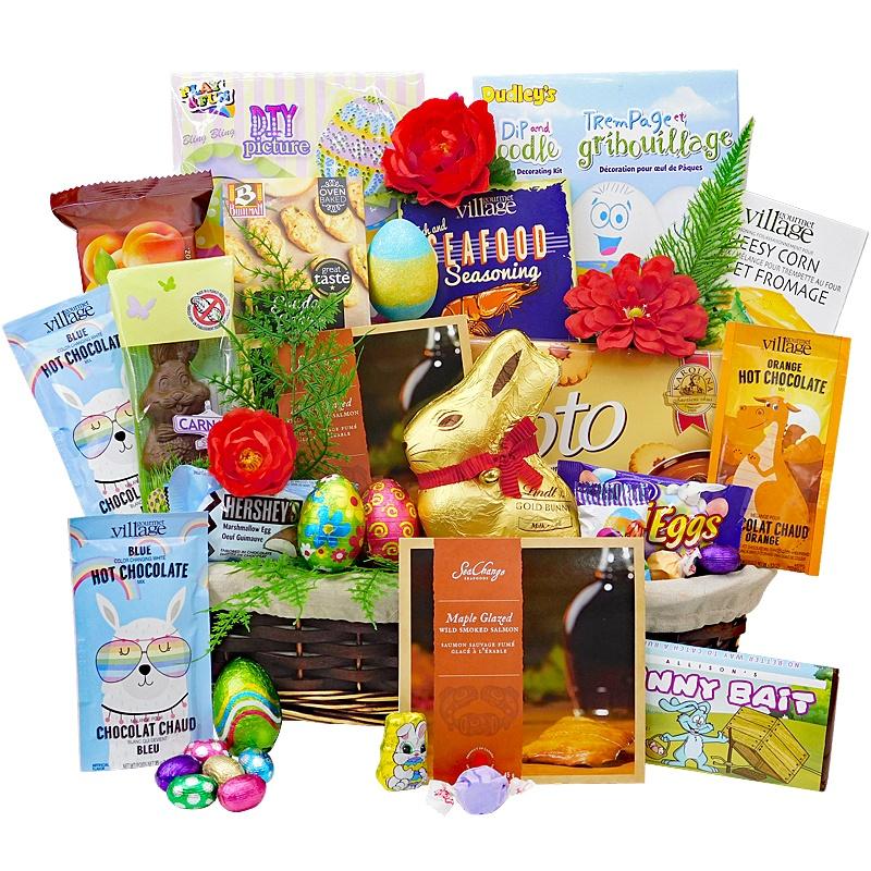 Easter Gourmet Basket