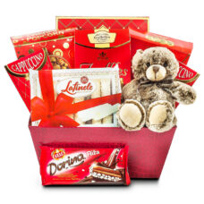 Epicurean Delights Sweet Basket