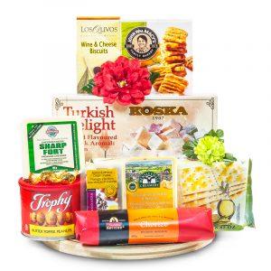 Fancy Cheese Board