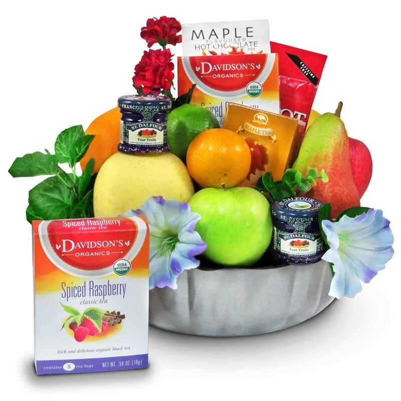 Healthy Pampering Fruit Basket