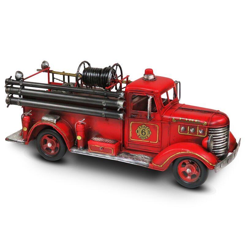 Fire Truck Vintage