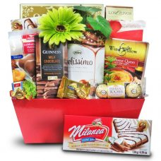Real Estate Closing Gift Basket