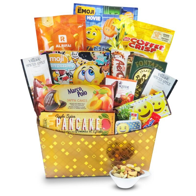 Emoji Puzzle and Gifts