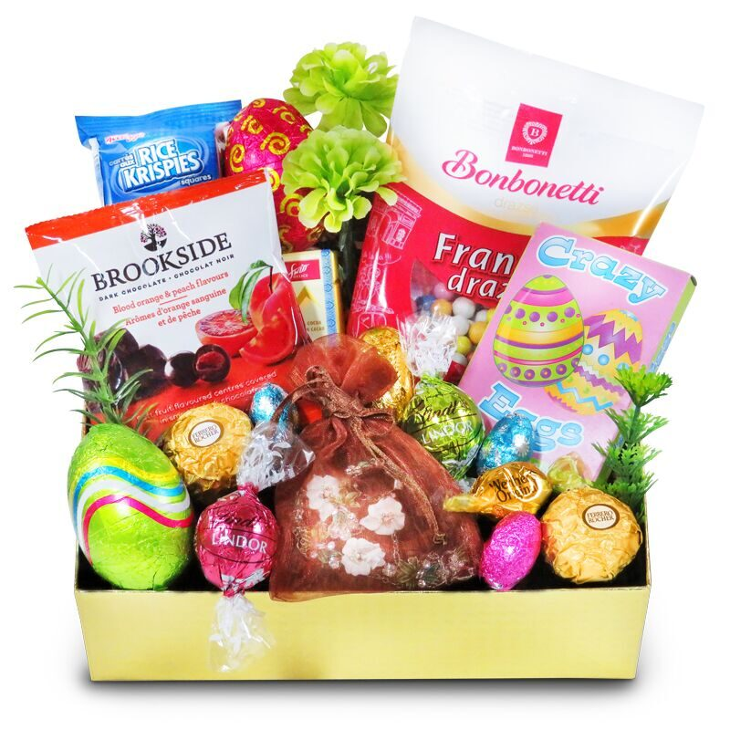 Hide and Seek Easter Gift for Girls