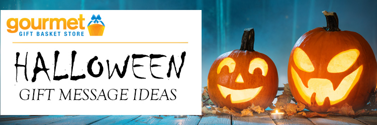 22 Gift Card Message Ideas: Funny and Spooky Halloween gift messages