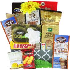 Coffee Exchange Gift Basket