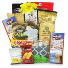 Coffee Exchange Gift Basket
