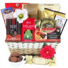 Coffee, Tea and Breakfast Gift Baskets
