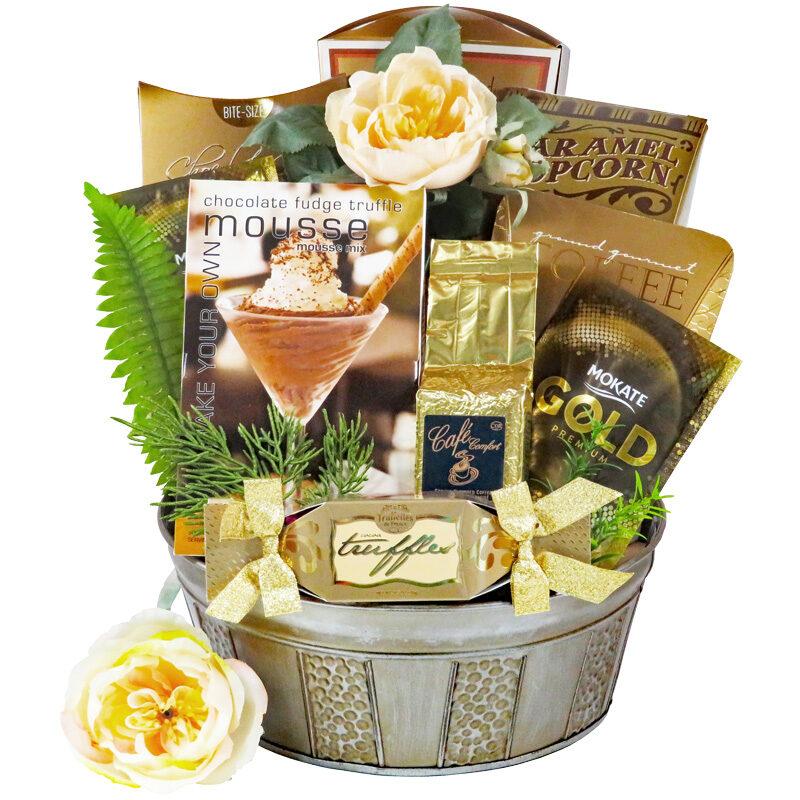 Golden Nugget Gift Basket