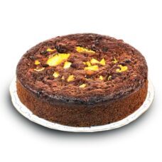 English Fruit Rum Cake