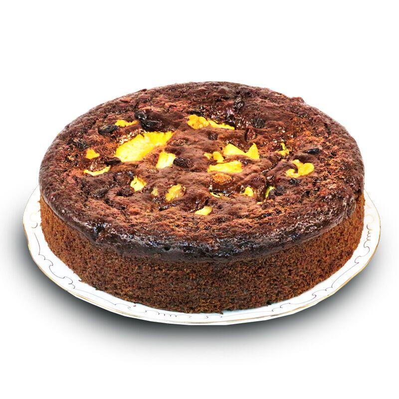 English Fruit Rum Cake