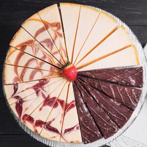Cheesecake Assortment