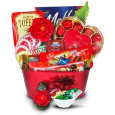 Cherry Queen Basket