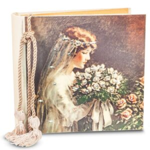 Bride Bouquet Photo Album