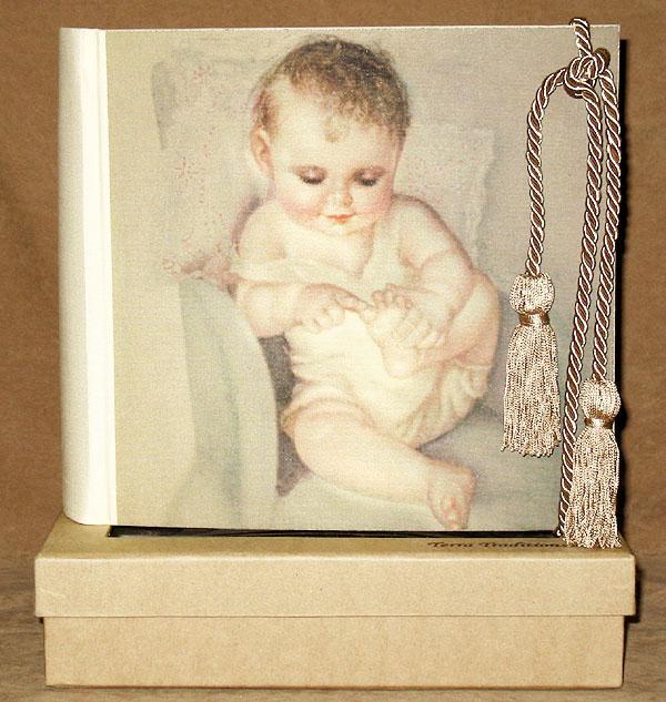 This Little Piggy Baby Photo Album